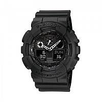 Часы Casio Original G-Shock GA100-1A1ER черные (GA100-1A1ER)