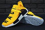 Чоловічі кросівки Adidas nmd х of-white, фото 7