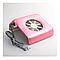 Вытяжка настольная для маникюра Nail Dust Collector FX4 30W Розовый, фото 2