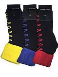 Шкарпетки жіночі махра Tommy відворот зигзаг, фото 4