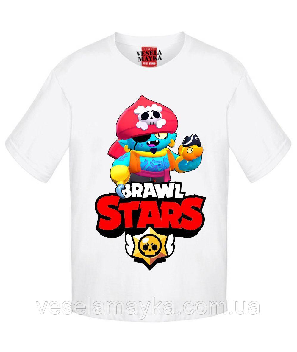 Детская футболка BS pirate Gene (Джин пират)
