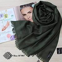 Турецкий  шарф из тонкой пашмины 117007