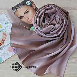 """Шифоновий шарф """"Лінда"""" (бежевий) 105004"""