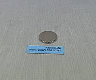 Неодимовый магнит, диск 20х2 мм (2.5кг) 50шт