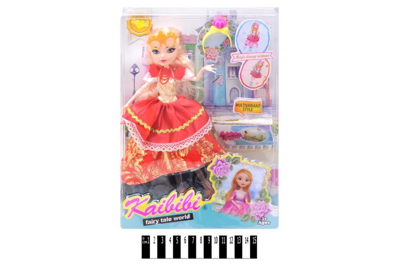 """Кукла с аксессуарами """"Kaibibi"""" BLD123-1"""