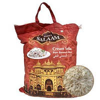 Рис Басмати Cream Sella. Пропаренный, 5 кг