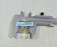 Постоянный магнит, диск 25х4 мм (7кг) 30шт