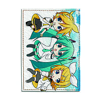Обложка Вокалоид   Vocaloid