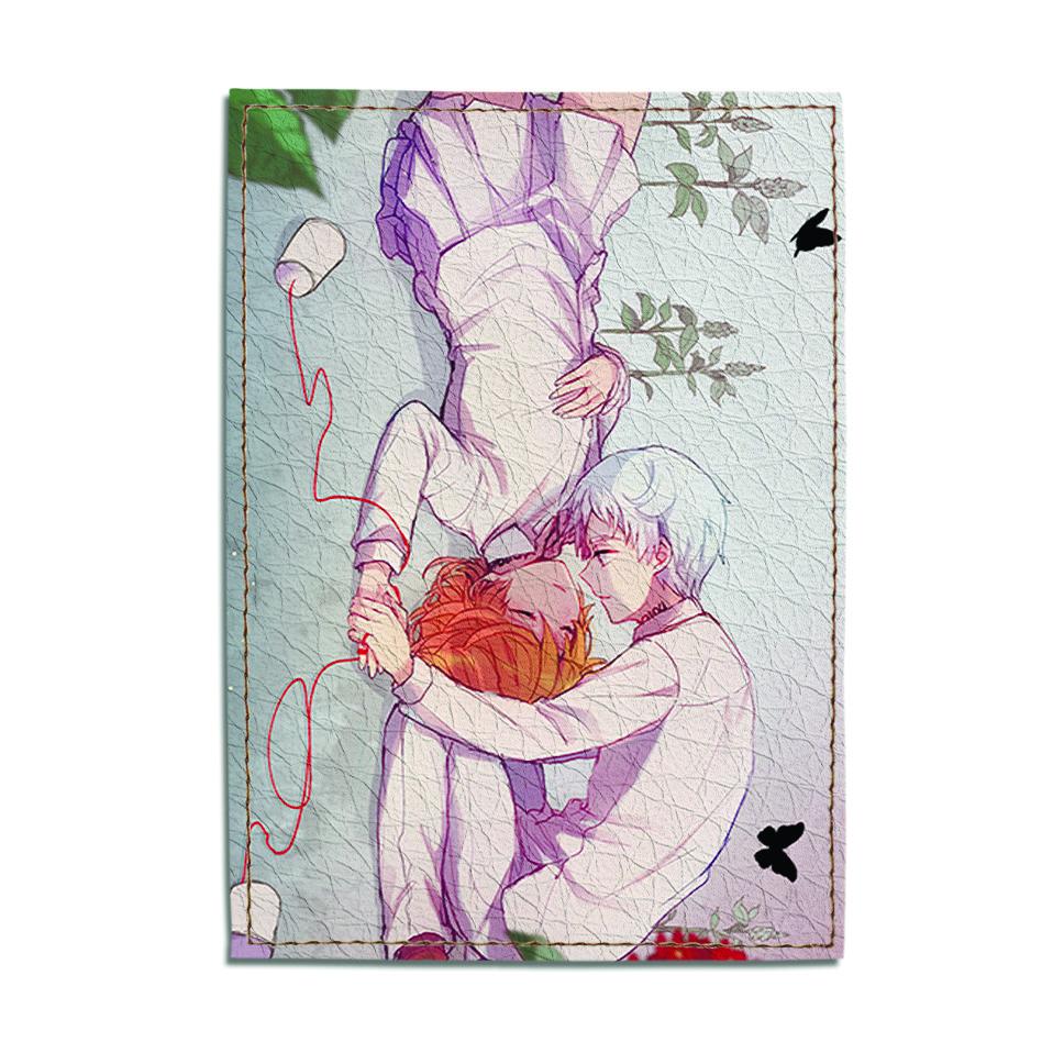 Обложка Обещанный Неверленд | Yakusoku no Neverland