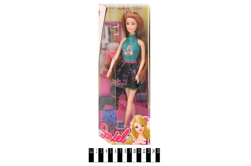 """Лялька """"Sariel"""" з домашнім улюбленцем 7729-A1/A2"""