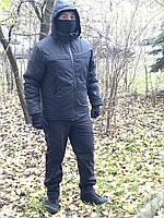 Костюм зимний тактика ветровлагозащитный Pancer