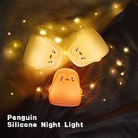Ночник-лампа антистресс Пингвин (светильник)