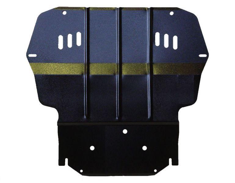 Защита двигателя Skoda Yeti  2008-