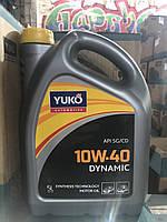 Масло моторное полусинтетическое YUKO DYNAMIC 10W-40 API SG/CD 5л