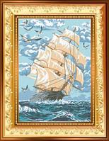 Схема для вишивки бісером Між хвилями і небом. Арт. ВКД-19