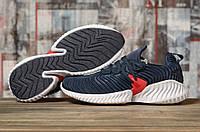 Кроссовки мужские 16781, Adidas AlphaBounce Instinct, темно-синие, < 43 44 45 > р. 43-27,5см.