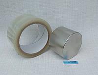 Неодимовый магнит хром 70мм/50мм (250 кг), фото 1