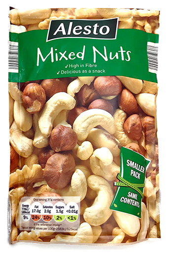 Горіхи Alesto mixed nuts  200 г