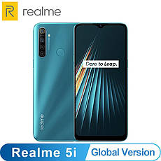 OPPO Realme 5i Global Version 4/64GB Aqua Blue, фото 2
