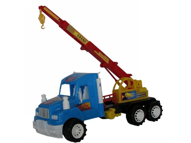 Машина Хеви Дьюти подъемный кран Kinderway (15-003-1)