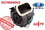 Электродвигатель отопителя ВАЗ 2108 2109 21099 2113 2114 2115 моторчик печки с кожухом Калуга 45.3730, фото 4