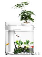 Аквариум Xiaomi Eco fish tank Air humidifier White 260*135*280mm