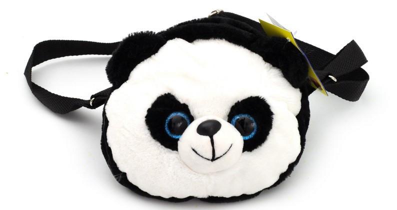 "Сумочка дитяча ""Панда"", Сумочка мягкая ""Панда"" В299"