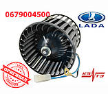 Электродвигатель отопителя ВАЗ 2108 2109 21099 2113 2114 2115 моторчик печки  Калуга 45.3730, фото 2