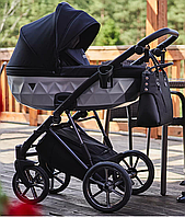 Дитяча коляска 2 в 1 Junama Diamond V-Plus 01