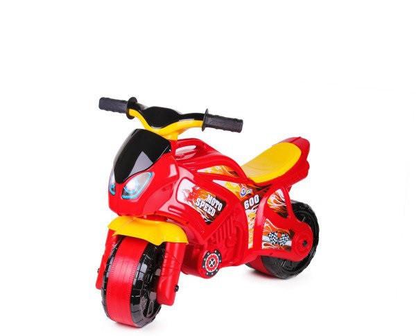 Мотоцикл Технок красный 5125