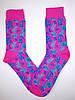 Мужские носки с принтом Водоросли, фото 3
