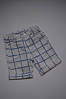 Стильні шорти в клітинку для малюка Kanz (6 місяців).