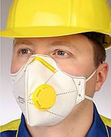 Респиратор маска, Микрон, Украина, FFP2 с клапаном