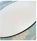 Подложка двп 30 см  усиленная круг белая  h 3 мм, фото 3
