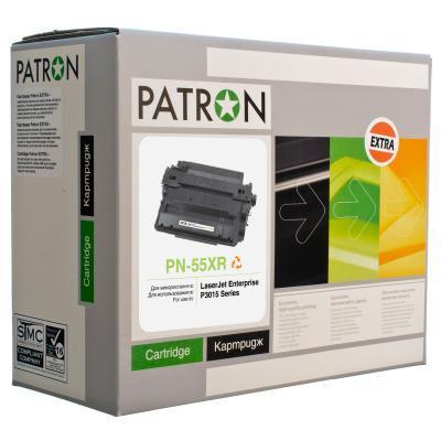 Картридж PATRON HP LJP3015 Extra (PN-55XR)