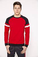 Свитшот мужской 119R041(764) цвет Красный