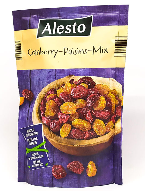Родзинки Cranberry Raisins Mix Alesto 200г