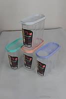 Емкость для сыпучих продуктов PlastArt 1,7 л