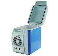 Портативный автомобильный холодильник на 7,5 литра от прикуривателя 65W 12V