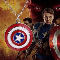 """Кулон """"Капитан Америка"""", фото 1"""