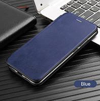 Чехол книжка G-case для Huawei P Smart Z Синяя (Хуавей П смарт зет)