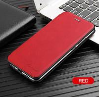 Чехол книжка G-case для Huawei P Smart Z Красная (Хуавей П смарт зет)