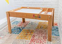 Детский световой стол-песочница Noofik Ольха Базовый (stb003ol)
