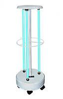 Облучатель ОБПе-225м бактерицидный без озона передвижной (3 лампы)