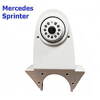 Камера заднего вида Baxster BHQC-910 Mercedes Sprinter (White)