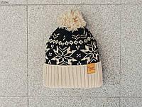 Зимняя шапка Staff SS0041