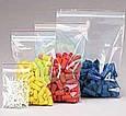 Зип пакеты 100х150мм за 100 штук  Zip Lock / пакет с замком, фото 9