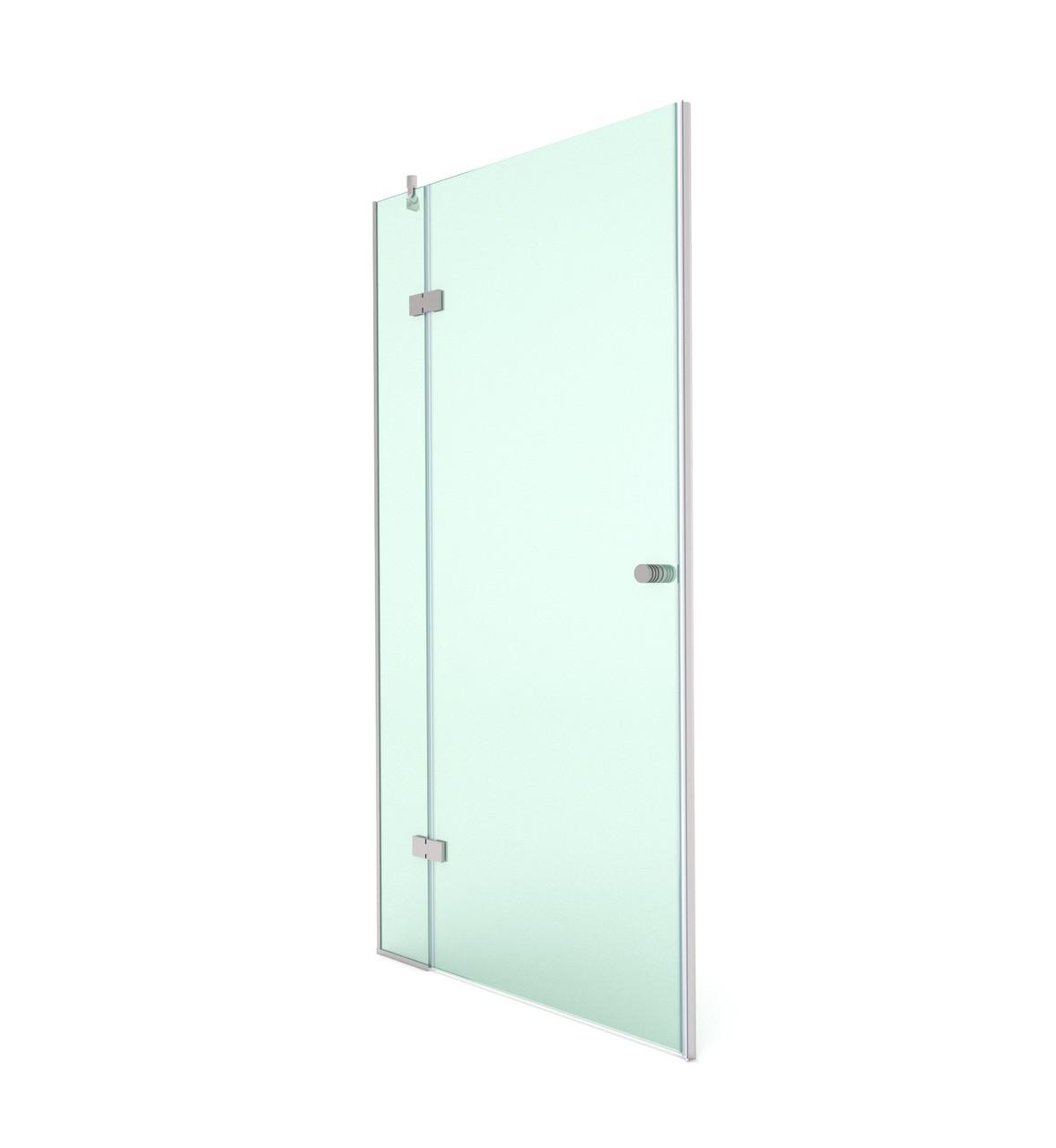 Распашная душевая дверь в нишу, модели SD-02-03