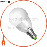 "Eurolamp EUROLAMP LED Лампа ЭКО серия ""D"" G45 5W E14 3000K"