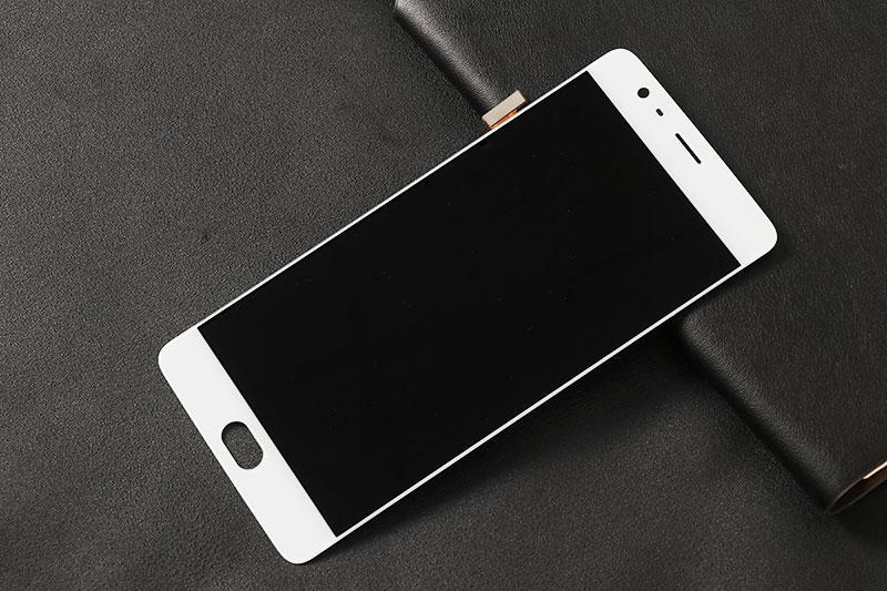 Дисплей (LCD) OnePlus 3 | OnePlus 3T | A3000 | A3010 Amoled с тачскрином, белый, оригинал (PRC)